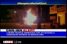 Nine arrested for assaulting the Tanzanian woman in Bengaluru