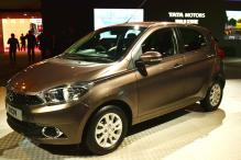 Tata Motors unveils Zica hatchback at Auto Expo amidst controversy over name