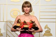 Taylor Swift wins top Grammy Award, Kendrick Lamar wins 5