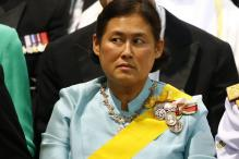 Wee are not amused: USD 40k toilet for Thai princess unflushed