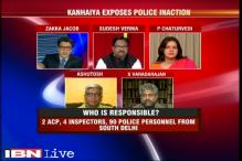 How can Delhi top cop justify police inaction at Patiala House Court?
