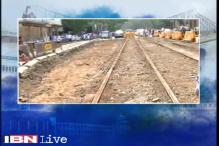 Six decade old tram tracks found in Mumbai