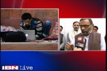 I am worried about my son's safety, says Umar Khalid's father SQR Ilyas