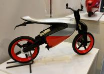 CNG motorcycle, redesigned Mumbai local, restyled Bajaj Chetak: IIT-Bombay's innovative ideas showcased at Auto Expo 2016