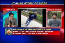 Bihar welder's son bags Rs 1.02 crore job with Microsoft