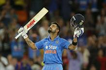 Virat Kohli replaces Aaron Finch as No. 1 batsman in ICC Rankings for T20 Internationals