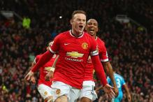 Rooney's finishing touch hands Manchester United a 3-0 win