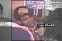 Umar Khalid resurfaces in JNU, Delhi police to detain him soon