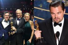 Oscars 2016: The complete list of winners