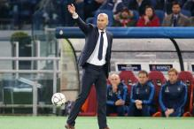 Zinedine Zidane lauds Atletico Madrid coach Diego Simeone ahead of first derby clash