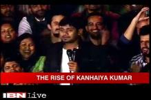 Is BJP worried about the rise of Kanhaiya Kumar?