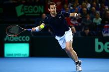 Novak Djokovic, Andy Murray sprint through Davis Cup openers
