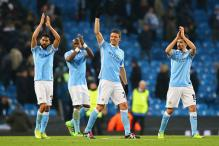 Manchester City ignore injuries to reach Champions League quarters