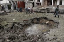 Two blasts near Indian Consulate in Jalalabad in Afghanistan, staff safe