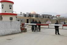 Taliban militants target Afghan Parliament with rockets