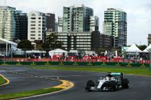 F1: Rosberg crashed, Hamilton tops both practice sessions for Australian GP