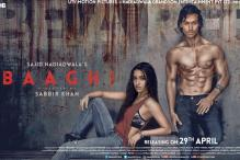 'Baaghi' first look: Tiger Shroff flaunts his chiseled body, Shraddha Kapoor sports a new avatar