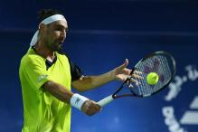 Baghdatis breaks Borg's record for longest winning streak at Davis Cup