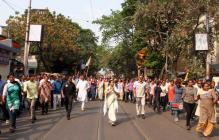 Bengal's face has changed in 5 years, claims 'The Trinamool Song'