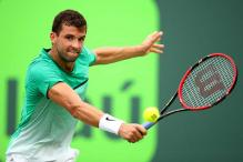 Dimitrov sends Murray packing, Tsonga upset too at Miami Open