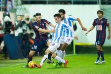 La Liga: Baston's late goal helps Eibar hold Getafe