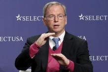 Ex Google CEO Eric Schmidt to head Pentagon advisory board