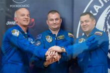 Expedition 47 crew members join ISS astronauts for Mars research