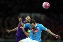 Serie A: Gonzalo Higuain strikes as Fiorentina hold Napoli to a 1-1 draw