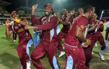 Michael Vaughan tips West Indies to win World T20