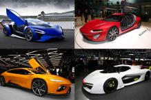Hottest 'green' concept cars on display at Geneva Motor Show