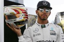 F1: Hamilton acknowledges growing competition for Mercedes