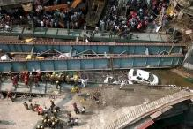 At least 16 dead, over 70 injured after under-construction bridge collapses in Kolkata