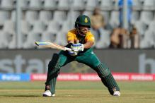 World T20: Duminy ruled out of match against West indies with hamstring injury