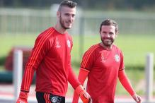 Mata praises De Gea's role in helping Manchester United salvage some pride
