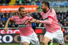 Serie A: Juventus hold on to top, Inter ease past Palermo