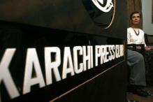 Gunmen attack Pakistan's Karachi Press Club