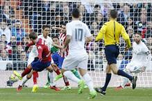 La Liga: Atletico blank Sociedad, come closer to leaders Barcelona