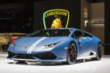 Lamborghini unveils fighter-jet inspired special edition Huracan