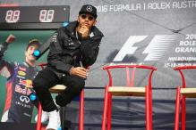 F1: Lewis Hamilton fastest in final practice for Australian Grand Prix