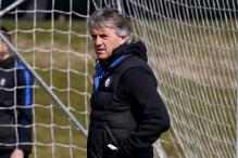 Champions League failure won't spark his exit as Inter coach, says Mancini