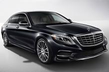 Mercedes-Benz launches S 400 sedan at Rs 1.31 crore in India