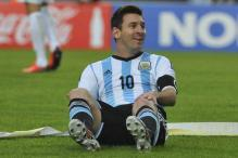 Argentina pick Messi, leave out Tevez for 2018 World Cup qualifiers