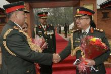 Nepal Army Chief leaves for week-long China visit