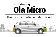 Ola aims to take on Uber with its new affordable taxi service in India