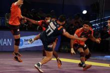 Pro Kabaddi League: U Mumba set up title clash with Puneri Paltan