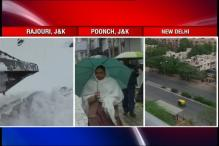 Rain, hailstorm lash North and East India, severe crop damage expected