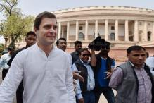 Rahul Gandhi backs jewellers, says government strangulating small businesses