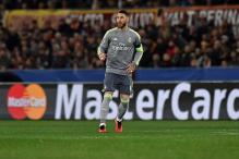 Champions League: Ramos urges Real to improve on their performance against Roma