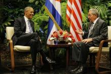 Obama, Castro hold groundbreaking Cuba talks