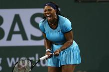Serena beats Halep to set up Indian Wells semis clash with Radwanska